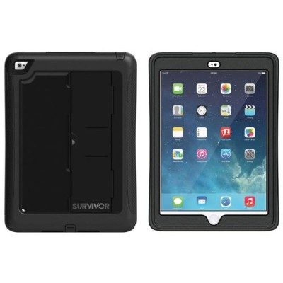 Griffin Gb40366 Survivor Slim For Ipad Air 2 Blackblack image