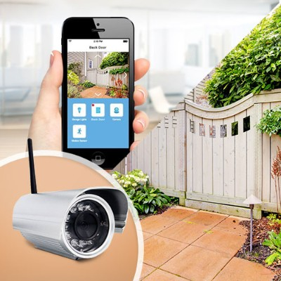 Insteon 2864-232 HD Outdoor WiFi Camera