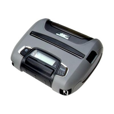 Star Micronics 39631611 SM-T400i-DB50 - Label printer - monochrome - direct thermal - Roll (4.4 in) - 203 dpi - up to 189 inch/min - serial  Bluetooth 2.1