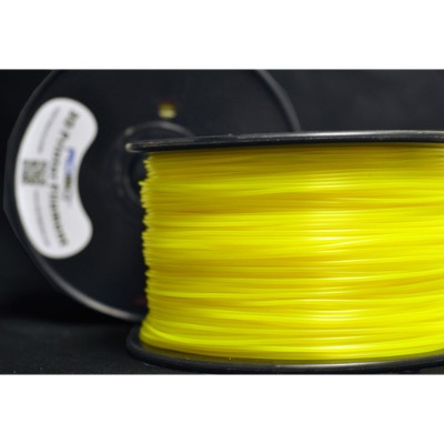 Robo 3D PLAYELLOW Thunderglow Yellow PLA - 1kg