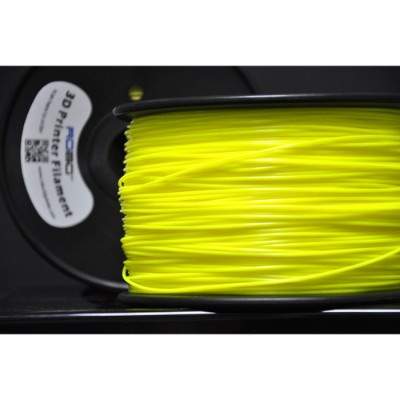 Robo 3D ABSYELLOW Thunderglow Yellow ABS - 1kg
