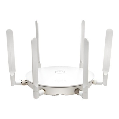 SonicWall 01-SSC-0882 SonicPoint N2 - Wireless access point - with 3 years Dynamic Support 24X7 - 802.11a/b/g/n - Dual Band (pack of 8)