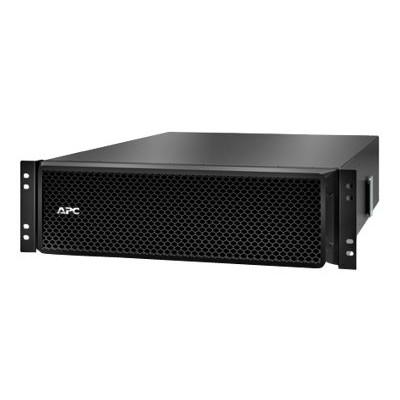 APC SRT192RMBP Smart-UPS SRT 192V 5kVA and 6kVA RM Battery Pack - Battery enclosure (rack-mountable) - 2 x lead acid - 3U - black - for P/N: SRT5KRMXLI  SRT5KXL