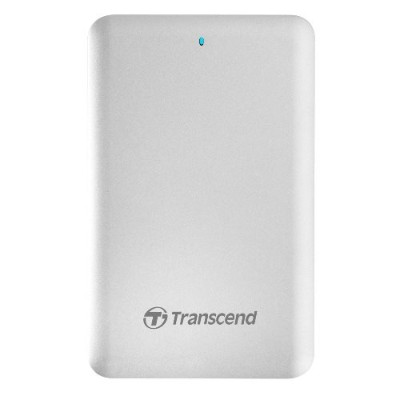 Transcend TS1TSJM500 1TB StoreJet 500 Portable Solid State Drive (SSD) with Thunderbolt & USB 3.0 for Mac