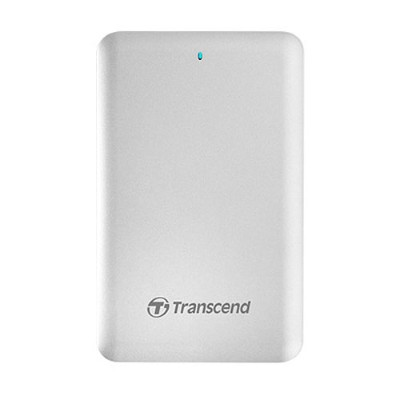 Transcend TS256GSJM500 256GB StoreJet 500 Portable Solid State Drive (SSD) with Thunderbolt and USB 3.0 for Mac
