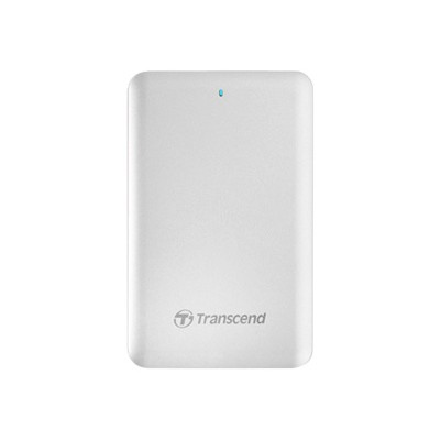 Transcend TS512GSJM500 512GB StoreJet 500 Portable Solid State Drive (SSD) with Thunderbolt & USB 3.0 for Mac