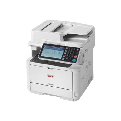 Oki 62444901 MB 492 - Multifunction printer - B/W - LED - Legal (8.5 in x 14 in) (original) - A4/Legal (media) - up to 37.5 ppm (copying) - up to 42 ppm (printi