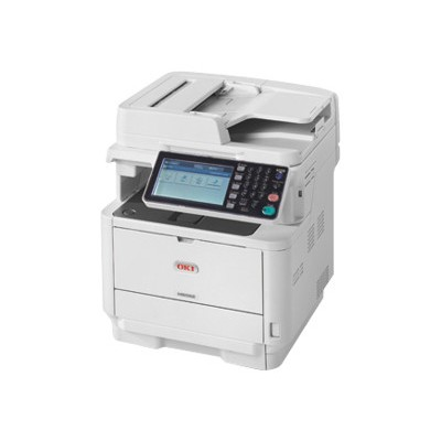 Oki 62445101 MB 562W - Multifunction printer - B/W - LED - Legal (8.5 in x 14 in) (original) - A4/Legal (media) - up to 37.5 ppm (copying) - up to 47 ppm (print