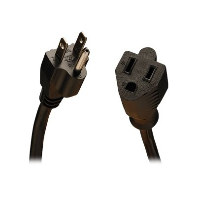 TrippLite P022-010 Standard Power Extension Cord 10A 18AWG 5-15P to 5-15R 10' 10ft
