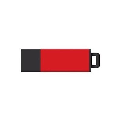 Centon S1-U2T3-16G Pro2 - USB flash drive - 16 GB - USB 2.0 - red