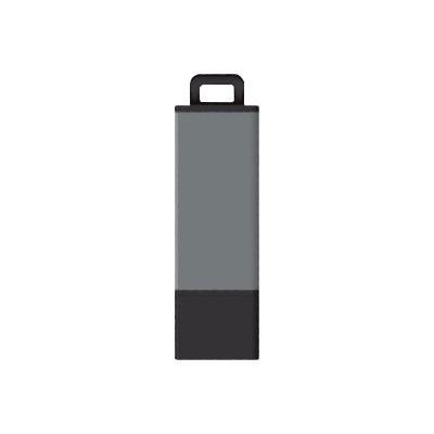 Centon S1-U2T5-16G Pro2 - USB flash drive - 16 GB - USB 2.0 - gray