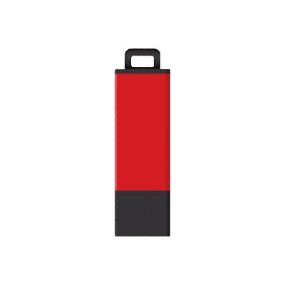 Centon S1-U3T3-32G Pro2 - USB flash drive - 32 GB - USB 3.0 - red