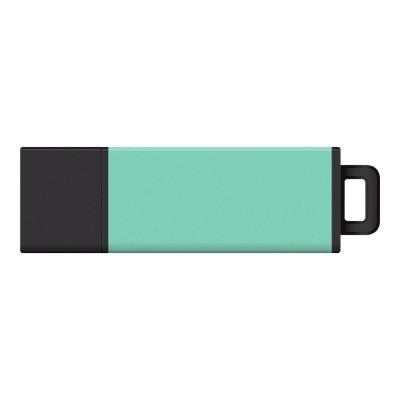 Centon S1-U3T9-16G Pro2 - USB flash drive - 16 GB - USB 3.0 - teal