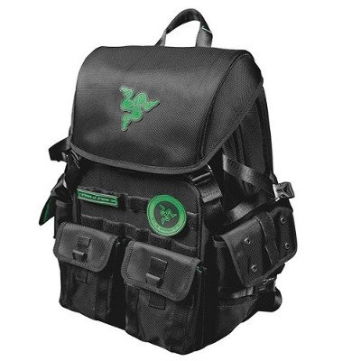 Mobile Edge RAZERBP17 17.3 Razer Tactical Gaming Backpack