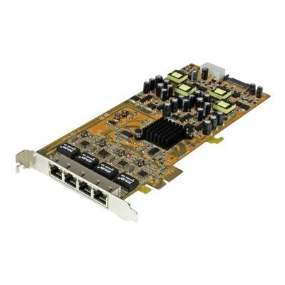 Click here for StarTech.com ST4000PEXPSE 4 Port Gigabit PoE PCIe... prices