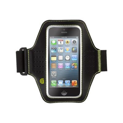 Griffin GB36033-2 Trainer - Arm pack for cell phone - neoprene  vinyl - for Apple iPhone 5  5s