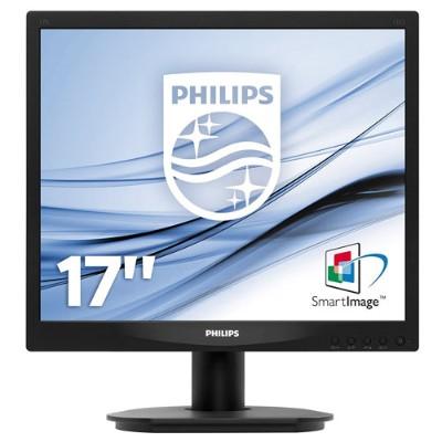 Philips 17S4LSB 17-Inch Screen LED-Lit Monitor