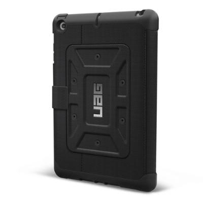 Urban Armor Gear UAG-IPDMF-BLK-VP Scout Folio Case for iPad Mini 1 2 & 3 - Black