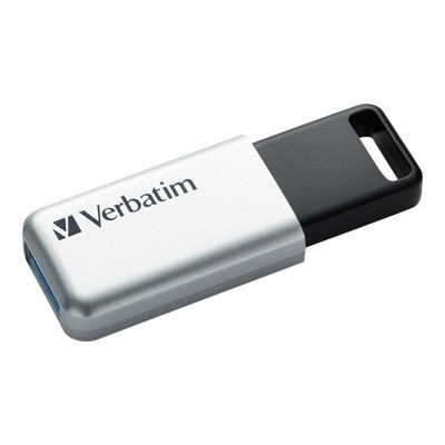 Verbatim 98665 Store 'n' Go Secure Pro - USB flash drive - encrypted - 32 GB - USB 3.0