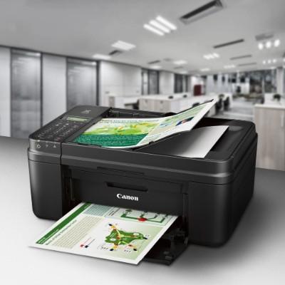 Canon 0013C002 PIXMA MX492 - Multifunction printer - color - ink-jet - Legal (8.5 in x 14 in)  8.5 in x 11.7 in (original) - Legal (media) - up to 8.8 ipm (prin