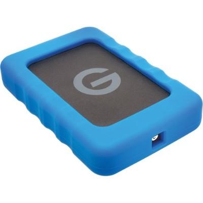 G-Technology 0G04101 1TB G-DRIVE ev RaW USB 3.0 Hard Drive with Rugged Bumper