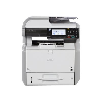Ricoh 407302 SP 4510SF Black and White Multifunction Printer