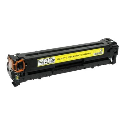 eReplacements CE322A-ER CE322A-ER Yellow Toner Cartridge Replacement for HP 128A for use with HP Color LaserJet Pro CP1525n  CP1525nw  LaserJet Pro CM1415fn  CM