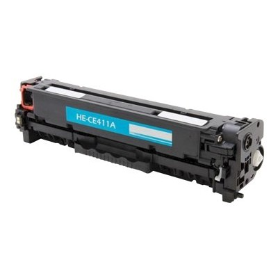 eReplacements CE411A-ER CE411A-ER Cyan Toner Cartridge Replacement for HP 305A for LaserJet Pro 300 Color M351a  300 Color MFP M375nw  400 Color M451  400 Color