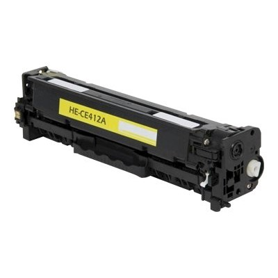eReplacements CE412A-ER CE412A-ER Yellow Toner Cartridge Replacement for HP 305A for LaserJet Pro 300 Color M351a  300 Color MFP M375nw  400 Color M451  400 Col