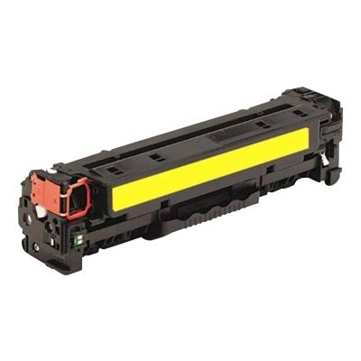 eReplacements CF212A-ER CF212A-ER Yellow Toner Cartridge Replacement for HP 131A for use with HP LaserJet Pro 200 M251n  200 M251nw  MFP M276n  MFP M276nw