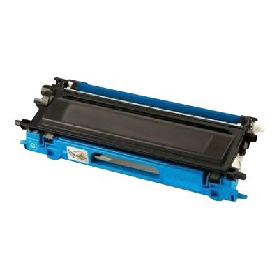 eReplacements TN210C-ER TN210C-ER - Cyan - toner cartridge (equivalent to: Brother TN210C) - for Brother DCP-9010  HL-3040  3045  3070  3075  MFC-9010  9120  91