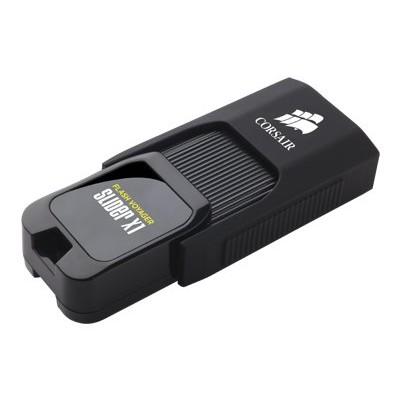 Corsair Memory CMFSL3X1-16GB Flash Voyager Slider X1 - USB flash drive - 16 GB - USB 3.0