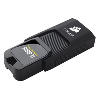 Corsair Memory CMFSL3X1-256GB Flash Voyager Slider X1 - USB flash drive - 256 GB - USB 3.0