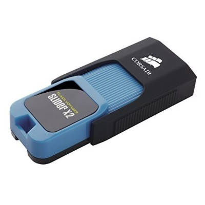 Corsair Memory CMFSL3X2-256GB Flash Voyager Slider X2 - USB flash drive - 256 GB - USB 3.0