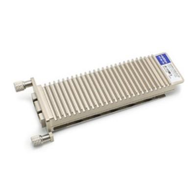 AddOn Computer Products XENPAK-10GB-LR-AO Cisco XENPAK-10GB-LR+ Compatible TAA Compliant 10GBase-LR XENPAK Transceiver (SMF  1310nm  10km  SC  DOM)