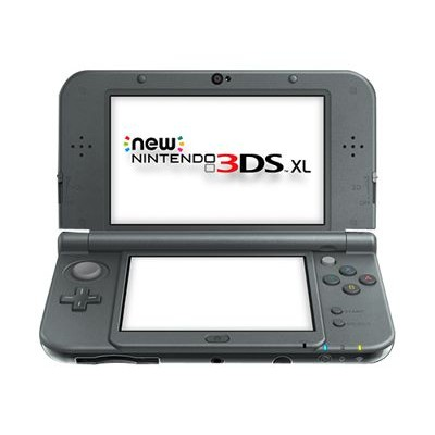 Nintendo REDSVAAA New  3DS XL - Handheld game console - black