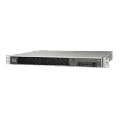 Cisco ASA5545-FPWR-BUN ASA 5545-X - Security appliance - 8 ports - GigE - 1U - rack-mountable - with FirePOWER Services