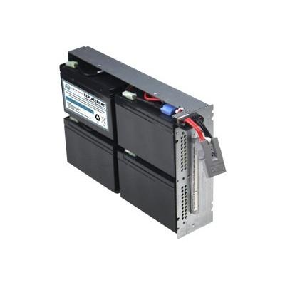 eReplacements SLA132-ER RBC132-SLA132-ER - UPS battery - 1 x lead acid - for P/N: SMC1500-2U  SMC1500I-2U  SMT1000RM2U  SMT1000RMI2U