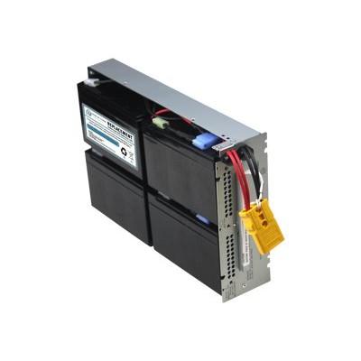 eReplacements SLA133-ER RBC133-SLA133-ER - UPS battery - 1 x lead acid - for SMT1500RM2U  SMT1500RM2UTW  SMT1500RMI2U  SMT1500RMUS