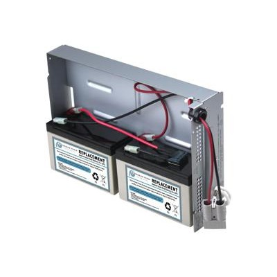 eReplacements SLA22-ER RBC22-SLA22-ER - UPS battery - 1 x lead acid - for P/N: SU700R2BX120  SU700R2BX120-TU  SU700RMI2U-1EW  SU700RMI2U-2EW  SU700RMI2U-3EW