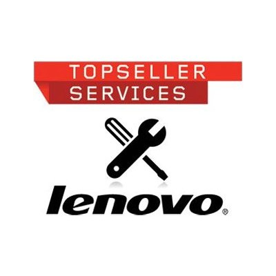 Lenovo 5PS0H34818 TopSeller Onsite + ADP - Extended service agreement - parts and labor - 5 years - on-site - response time: NBD - TopSeller Service - for Think