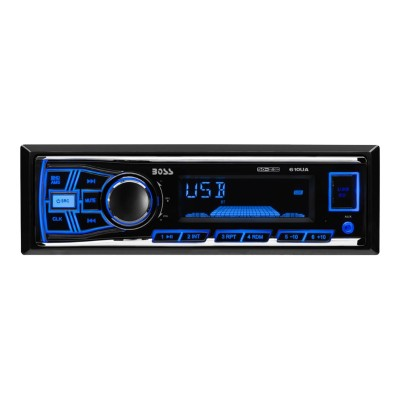 Boss Audio Systems 610UA 610UA - Car - digital receiver - in-dash - Full-DIN - 50 Watts x 4