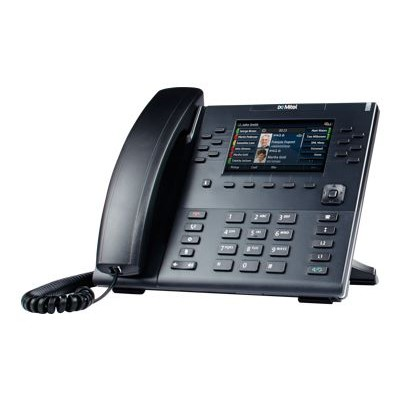 Mitel 80C00003AAA-A 6869 SIP Phone - VoIP phone - SIP  RTCP  RTP  SRTP - 24 lines