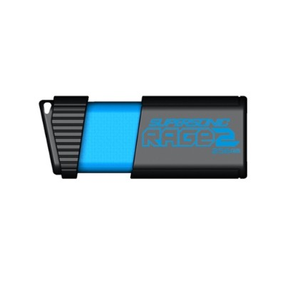 Patriot Memory PEF256GSR2USB Extreme Performance Supersonic Rage 2 USB Flash Drive - 256GB