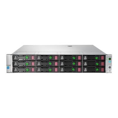 Hewlett Packard Enterprise 752688-B21 ProLiant D380 Gen9 - 1x 6-Core Intel Xeon E5-2620 v3 2.40GHz Rack Server - 16GB RAM  no HDD  Gigabit Ethernet  Smart Array