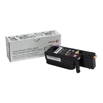 Xerox 106R02757 Magenta - original - toner cartridge - for Phaser 6020V_BI  6022/NI  6022V_NI  WorkCentre 6025V_BI  6027/NI  6027V_NI