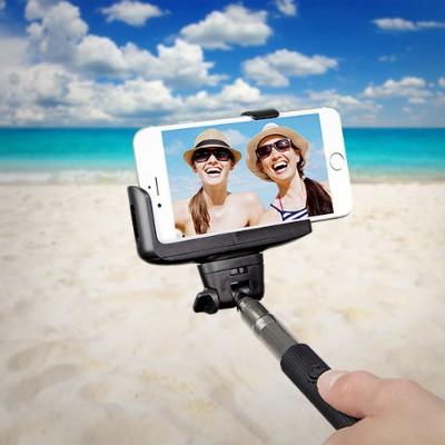 Supersonic SC-1600SBT Monopod Extendable Bluetooth Selfie Stick
