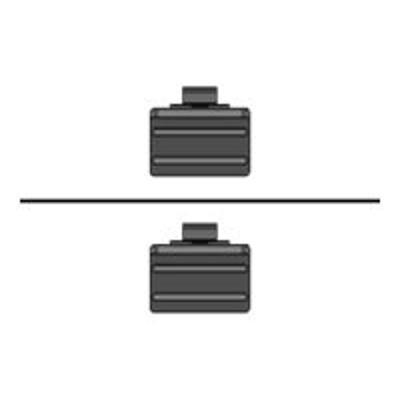 Super Micro CBL-SAST-0531-01 Supermicro - SAS internal cable - SAS 12Gbit/s - 4x Mini SAS HD (SFF-8643) (M) to 4x Mini SAS HD (SFF-8643) (M) - 2.6 ft