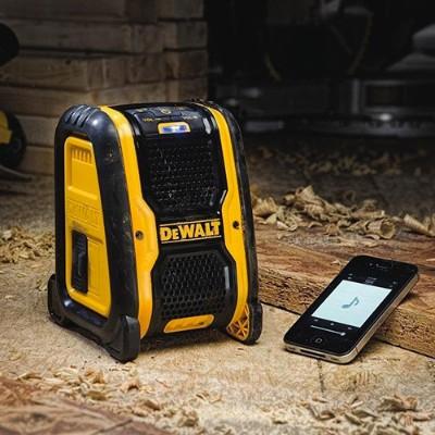 Black & Decker Dcr006 Dcr006 Jobsite Bluetooth Speaker