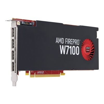 HP Inc. J3G93AT Smart Buy AMD FirePro W7100 8GB Graphics Card
